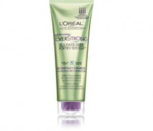 L'Oreal's Paris EverStrong Reconstruct Shampoo