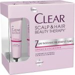 Clear Scalp and Hair Beauty Therapy Damage & Color Repair 7 Day Intensive Treatment Tubes