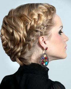 updo hairstyles 3