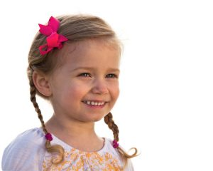 KIDS SUMMER HAIRSTYLES Braided pigtails