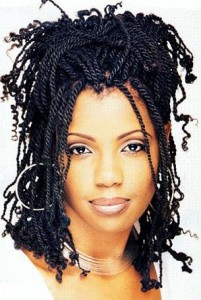 Two-Strand Twist natural hairstyles