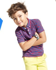 kids summer hairstyles Spiked up