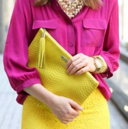 Accessorize to Impress The 5 Must-Haves clutches bag