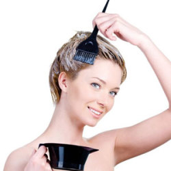What to Do if You Have Grey Hair dye hair