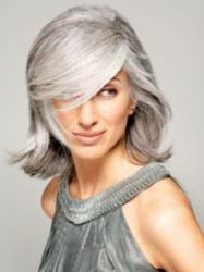 What to Do if You Have Grey Hair grey is in style