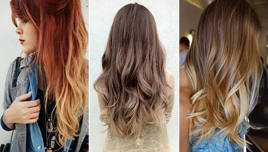 5ebed Trend 2017 Ombre Hair Style