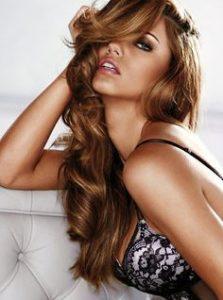 Adriana Lima's Sexy Waves