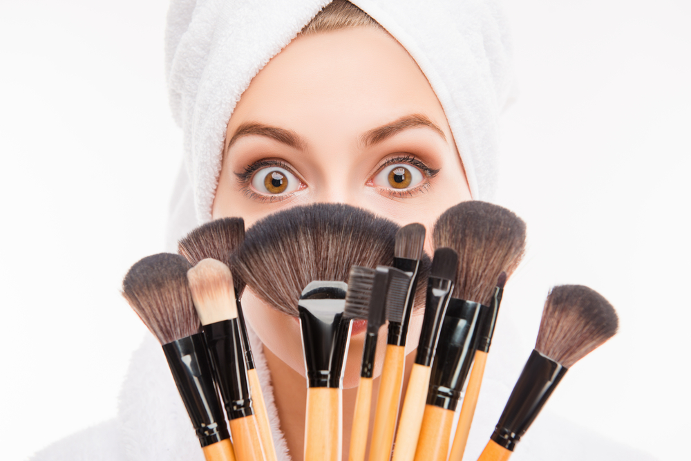 Top 3 Ways to Clean Your Makeup Brushes