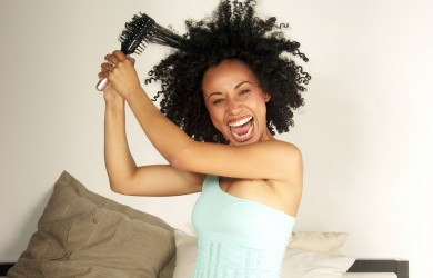 How to Detangle Hair in Seconds