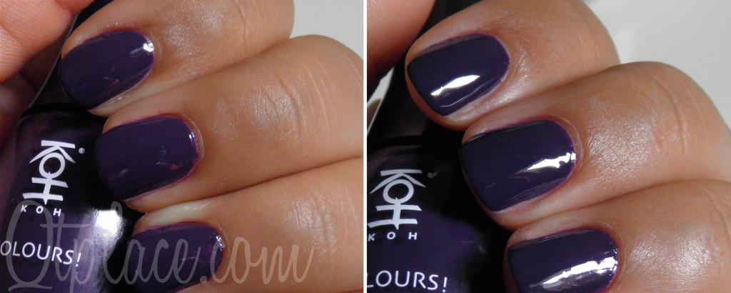 Basic Rules Of Choosing Nail Polish Colors