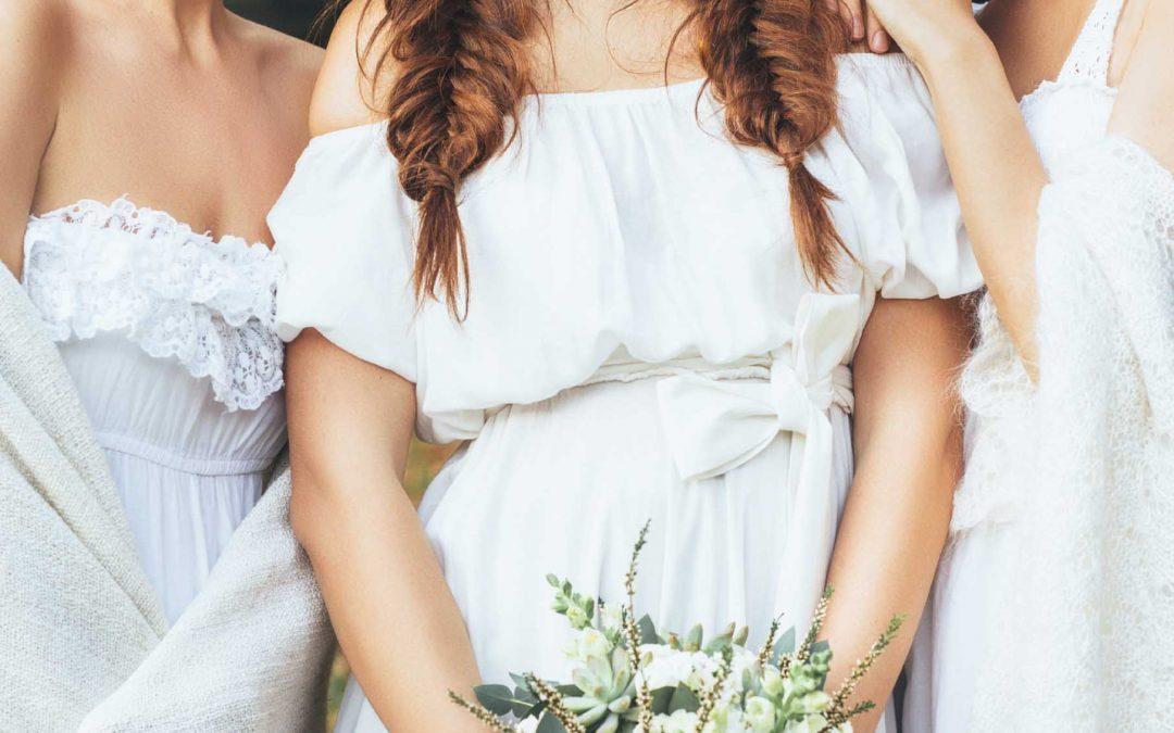 Wedding Hair Ideas For The Non-Traditional Bride