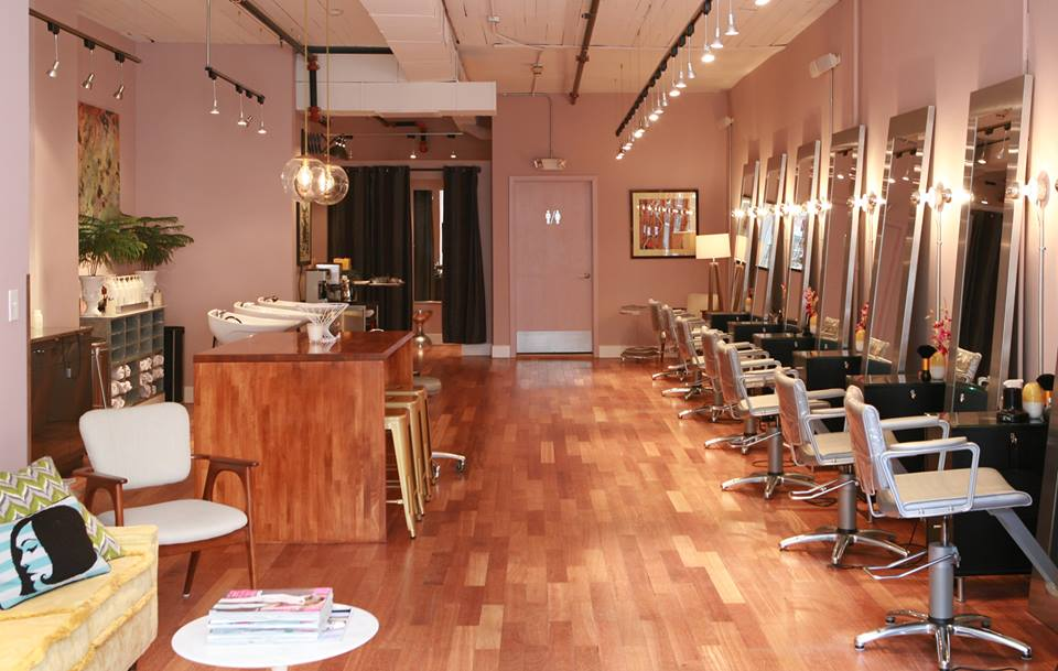 hush hair salons