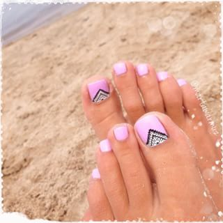 Toe Nail Art Designs That Are Perfect For Summer!