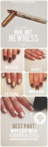 brush for diy nail art designs