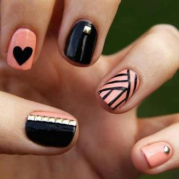 Easy Nail Art Designs You Can DIY At Home
