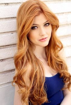 36 Hair Color Ideas That Are Totally Trending On Pinterest - strawberry blonde hair