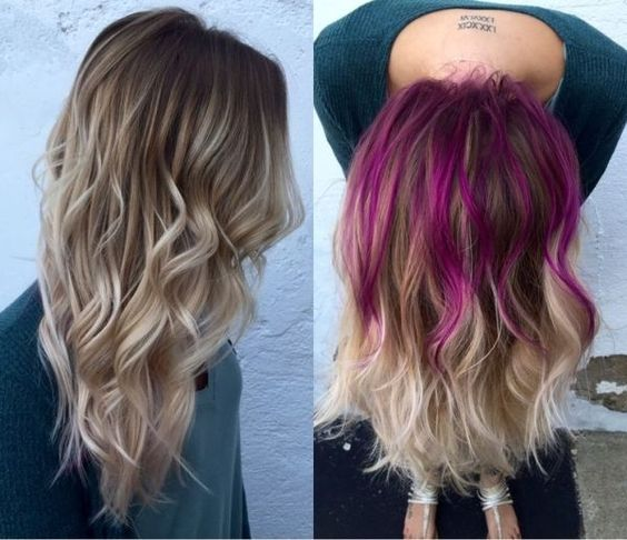 36 Hair Color Ideas That Are Totally Trending On Pinterest