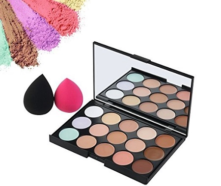 a beautiful and diversified Ruimio contour palette kit