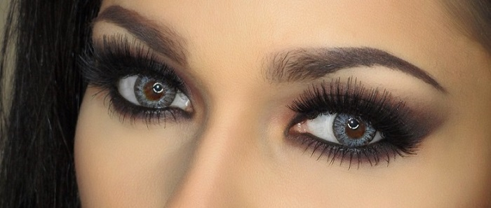 8 Amazing Makeup Tutorials for Blue Eyes