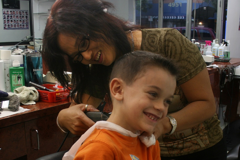 Affordable Kids Haircut Styles That Both of You Will Love