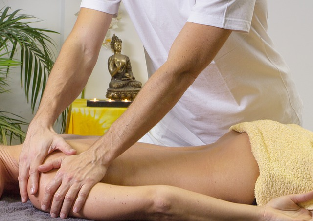 Elements massage can help ease your aching muscles.