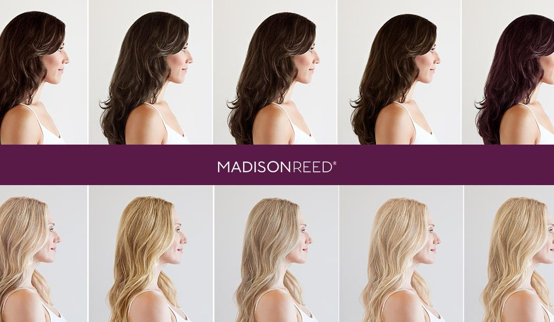 Healthy Hair Coloring at Home with Madison Reed