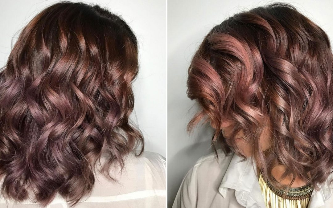 Everything You Need to Know about Chocolate Mauve Hair