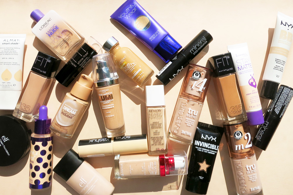 Top 11 Best Drugstore Foundation Brands That Won't Let You Down