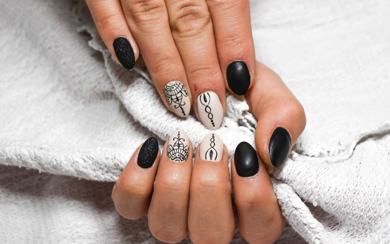 8 Fun, Simple And Easy To Follow DIY Nail Designs For You