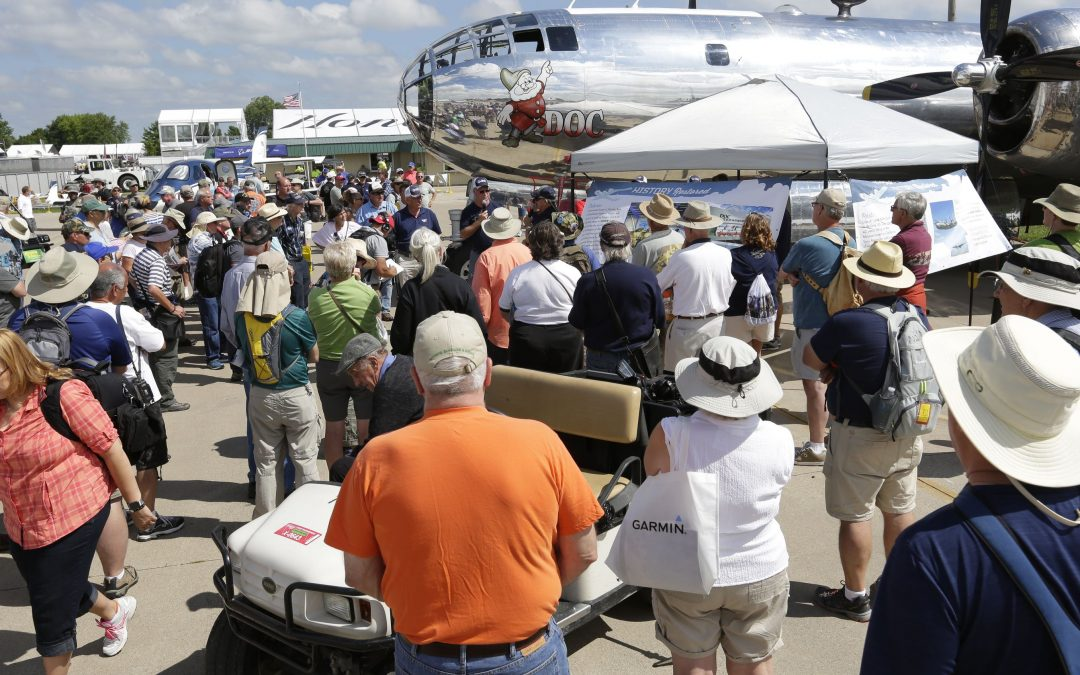 Your Insider Ticket to the Oshkosh Air Show
